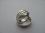 Snubní prsteny vzor snub48-b7