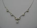 Brože, článkové náramky, náhrdelníky vzor 2 náhrdelník