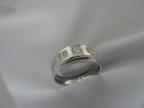 Šperky s brilianty a jinými drahokamy vzor p25bril