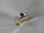 Šperky s brilianty a jinými drahokamy vzor p25saf