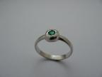 Šperky s brilianty a jinými drahokamy vzor smaragd14