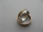Snubní prsteny vzor snub41b-č-fr