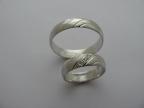 Snubní prsteny vzor snub-atyp13