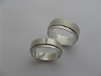 Snubní prsteny vzor snub-atyp15