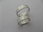 Snubní prsteny vzor snub-atyp16