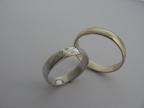 Snubní prsteny vzor snub-atyp17