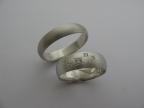 Snubní prsteny vzor snub-atyp19