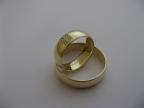 Snubní prsteny vzor snub1-27hl