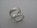 Snubní prsteny vzor snub1-5kam