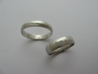 Snubní prsteny vzor snub1-atyp20