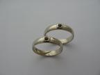 Snubní prsteny vzor snub1-atyp21