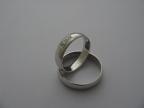 Snubní prsteny vzor snub1-3kam