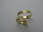 Snubní prsteny vzor snub21