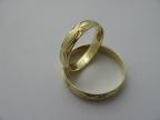 Snubní prsteny vzor snub22