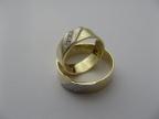 Snubní prsteny vzor snub25-ž/b