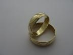 Snubní prsteny vzor snub26-ž1
