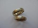 Snubní prsteny vzor snub 26fr