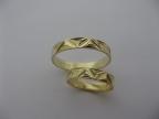 Snubní prsteny vzor snub32-ž
