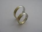 Snubní prsteny vzor snub40-frž-b