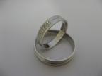 Snubní prsteny vzor snub41-b5kam