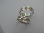 Snubní prsteny vzor snub48-53