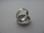 Snubní prsteny vzor snub48-b