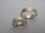 Snubní prsteny vzor snub49-52
