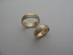 Snubní prsteny vzor snub49-8kam