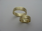 Snubní prsteny vzor snub50-7