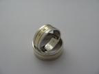 Snubní prsteny vzor snub50-b/ž/b