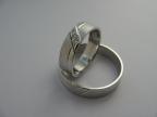 Snubní prsteny vzor snub53fr