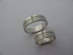 Snubní prsteny vzor snub54-b