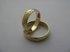 Snubní prsteny vzor snub7-ž
